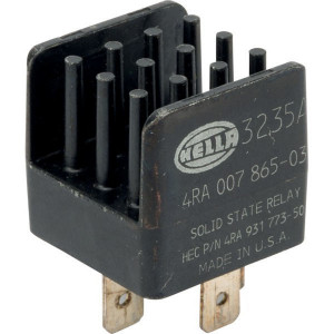 Hella Relais solid-state 12V 18A - 4RA007865031 | 87/86/30/85