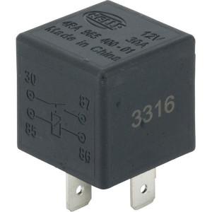 Hella Relais Mini - 4RA965400017 | 30/ 85/ 86/ 87