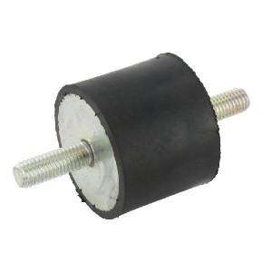 Trillingsdemper TYPE A - 5040A55 | 50 mm | 40 mm | M10 x 30 mm | 55 ° SH | 1.403 N max | 5.1 mm max