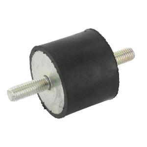 Trillingsdemper TYPE A - 5040A55L | 50 mm | 40 mm | M10 x 28 mm | 55 ° SH