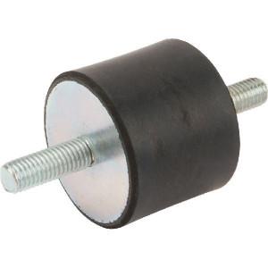 Trillingsdemper TYPE A - 5040A70 | 50 mm | 40 mm | M10 x 18 mm | 70 ° SH