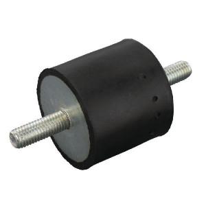 Trillingsdemper TYPE A - 5045A55L | 50 mm | 45 mm | M10 x 28 mm | 55 ° SH