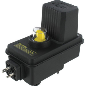 TeeJet Motor - 5051522DP | DIN Electrical Connector | Positive switch motor