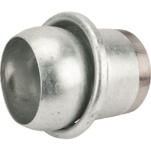 "KKV 5""+draad - 5126000Z | 190 mm | 5 Inch | 5 Inch"