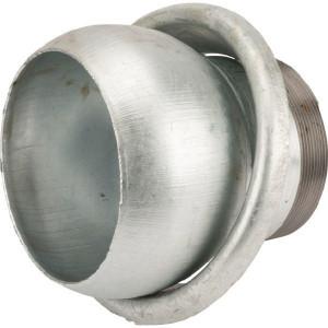 "KKV 5""+draad 4"" - 5126004Z | 190 mm | 5 Inch | 4 Inch"