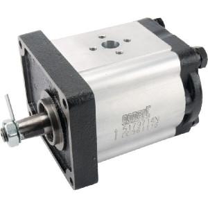 Gopart Hydrauliekpomp 19cc - 5179714N | 19 cc/omw | 210 bar p1 | 240 bar p2 | 260 bar p3 | 3000 Rpm omw./min. | 5000 Rpm omw./min. | 122,9 mm | 122,9 mm | 58,95 mm | 30 mm | 30 mm