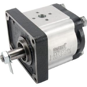 Gopart Hydrauliekpomp 8,2cc - 5179724N | 8,2 cc/omw | 250 bar p1 | 280 bar p2 | 300 bar p3 | 3500 Rpm omw./min. | 700 Rpm omw./min. | 102 mm | 102 mm | 42,5 mm | 30 mm | 30 mm