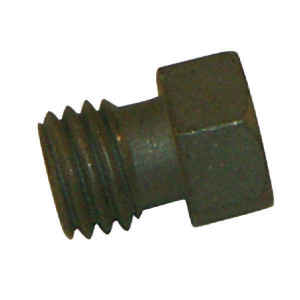 Braglia Sproeinippel M7x1 ø 1.5 - 518029 | 7 x 1 Inch BSP | Metrisch