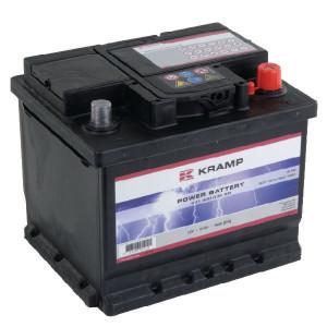 Accu 12V 41Ah 360A Kramp - 541400036KR | 207 mm | 175 mm | 175 mm | 537697 | 8716106054121