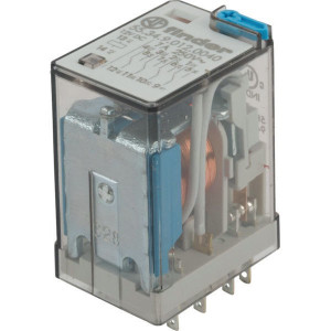 Finder Relais Fin 4W 7A 12VDC - 553490120040
