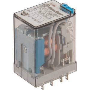Finder Relais 4W 7A 24VDC - 553490240040