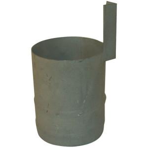 "Zuigstuk 5"" verzinkt - 5630000Z | 200 mm | 5"" Inch"