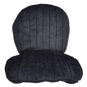 Bekledingshoezenset zwart - 57055A