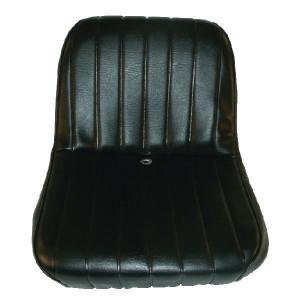 Bekledingshoezenset zwart - 57060A