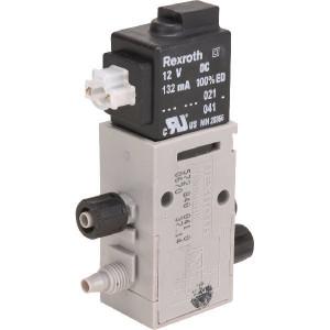 Magneetventiel 4/2 12V - 5728400410 | zonder filter | 12 V | 100 %