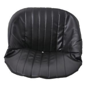 Bekledingshoezenset zwart - 58335A