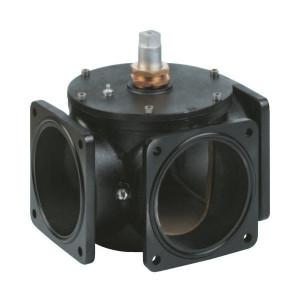 "MZ Driewegkraan 6"" - 6000002 | T-boring | 305 mm | 189 mm | 150 mm | 325 mm | 152,5 mm | 6"" Inch | 184 mm"