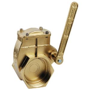 "MZ Hendelafsluiter 6"" - 6000070 | 102 mm | 320 mm | 452 mm | 232 mm | 6 Inch"