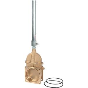 """MZ Afsluiter 6""""+flens+cilinder - 6002072"""