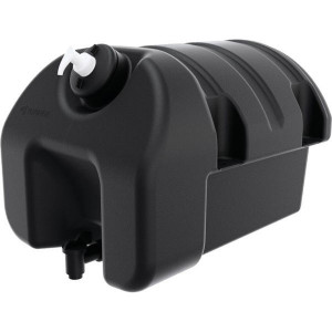 Watertank, zwart - 601000400 | 30000 cm³ | 2,15 kg | 333 mm | 343 mm | 421 mm