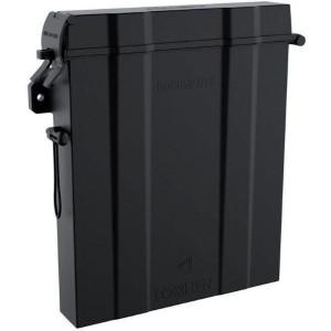 Lokhen Documenthouder, rechthoekig - 603010100 | 318 x 36 x 74 mm | 0,65 kg