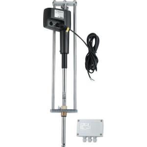 "Actuator set 6"" 12V MZ - 6061000 | 12 V DC | 4.000 N | 2.000 N | IP66 IP | 6 Inch | 150 mm | 126 mm | 151 mm | 135 mm | 584 mm"