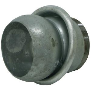 "KKV 6""+draad 2 1/2"" - 6126025Z | 230 mm | 6 Inch | 2 1/2 Inch"