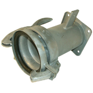 "KKM 6""+flens+strip - 6203000Z | Inclusief o-ring | 350 mm | 6 Inch | 4 6 Inch"