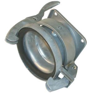 "KKM 6""+flens kort model - 6203050Z | Inclusief o-ring | 150 mm | 6 Inch | 4 6 Inch"