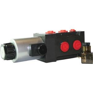 AK Regeltechnik Wisselschuif 6/2-1/2-12VDC - 6212AK10141 | 350 bar | 120 l/min | Rechtstreeks bediend | 12V DC V | 120 l/min | 350 bar | -20 … +80