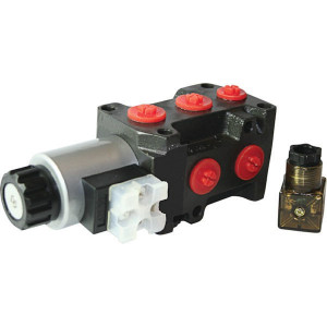 AK Regeltechnik Regelventiel 6/2 24V flensb. - 6224AK10080FL | +flangeable | 24V DC V | 50 l/min | 350 bar | -20 … +80