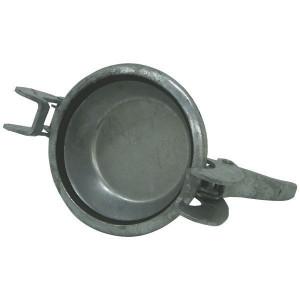 "KKM 6"" blindkoppeling 185 mm - 6239900Z | Inclusief o-ring | 6 Inch"