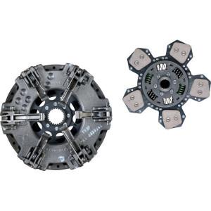 LuK Koppelingsset - 630246109 | 280/300 mm | 230002810 | 329000610 | ---------- | ---------- | ---------- | ---------- | Case-IH / Steyr