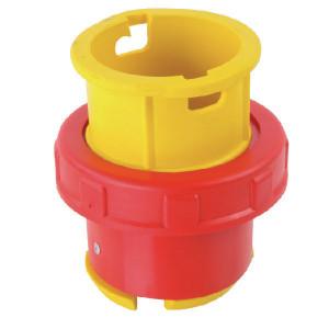 Polmac Snelkopp. spuitmiddelcontainer - 63409899