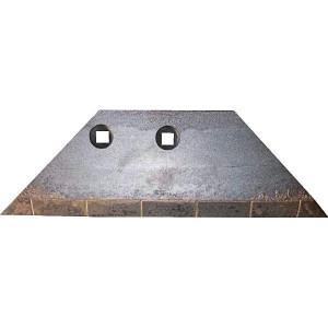 Vleugel links, GG45 - 63425003CN | 313 mm | 100 mm | 100 mm