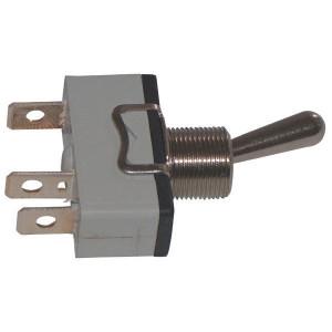APEM Schakelaar 1-pol. mom-off-mom - 637H2   1-pole: mom-off-mom   Voertuigelectronica   6,3 x 0,8   29,5 mm   12 mm   MOM-OFF-MOM
