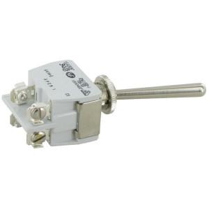 APEM Schakelaar 2-pol. on-off lang - 641H5   Voertuigelectronica   6,3 x 0,8   21,5 mm   29,7 mm   12 mm   ON-OFF