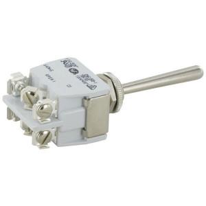 APEM Schakelaar 2-pol. mom-off-mom lange hefboom - 647H5   Voertuigelectronica   6,3 x 0,8   21,5 mm   29,7 mm   12 mm   MOM-OFF-MOM