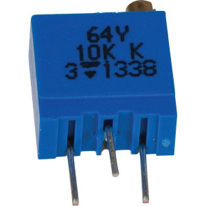 Potentiometer meerslagen 10K - 64Y10K