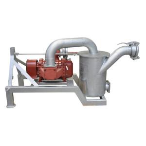 Battioni Pagani Pomp BR240 op frame - 655BR240 | 1 3/4 6d. Inch | 4250 l/min | 50 kW max. druk