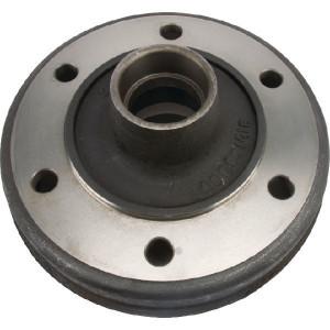 ADR Remtrommel met naaf 250x60 - 65L6JA01 | 250 mm | 250 x 60 mm | 205 x 6 mm | 62 / 85