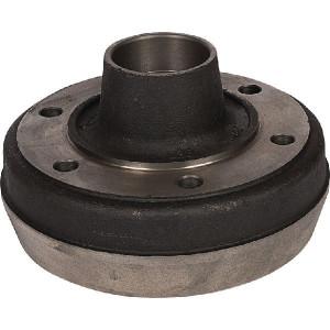 ADR Remtrommel met naaf 250x60 - 65L6LA03 | 250 mm | 250 x 60 mm | 205 x 6 mm | 80 / 100