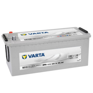 Accu Promotive Silver 12V 180Ah 1000A VARTA - 680108100A722 | 180 Ah | 513 mm | 223 mm | 223 mm | 1.000 A