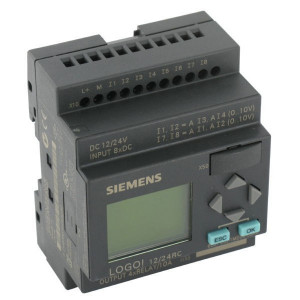 Siemens Logische module - 6ED10521HB080BA0 | 20.4 28.8 V DC | 71.5 mm | 26.4 20.4 V AC