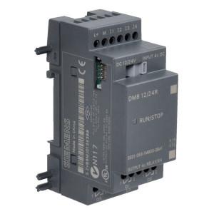 Siemens Uitbreidingsmodule - 6ED10551CB100BA2 | Transistor Relais/Transistor | 20.4-28.8 V DC | 0.3A A | 71.5 mm | Schroefaansluiting | 28.8 0 V | 28.8 0 V | 2 1.5 ms