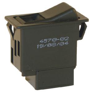 Hella Schakelaar aan/uit - 6EH004570001 | Zwaailamp en werklampen | Zonder verlichting | 12/24 V | 16/8 A | IP6X IP