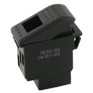 Hella Schakelaar - 6EH007832021 | Met verlichting | 12/24 V | 16/8 A | IP6X IP
