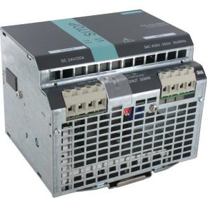 Voeding 24VDC - 20A Siemens - 6EP14363BA00 | 2.000 g | 160x130x126,6 mm | 3x 400...500V V | 320 ... 550V AC V | 47...63 Hz | 24V DC +/3% V | 24 ...28,8V V