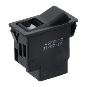 Hella Schakelaar - 6FH004570121 | Met verlichting | 12/24 V | 16/8 A | IP6X IP
