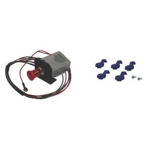 Hella Schakelaar - 6HD002535031 | Met houder en 600mm kabel | 0 = uit, 1 = aan | 6x21W A